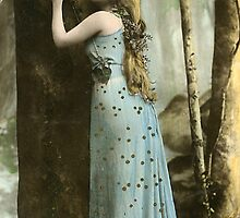 Vintage *Forest Maiden* by VintageMoon