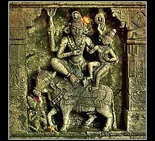 The Deities of India - Lord Shiva by Prasad