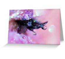 Lash Accessories Greeting Card