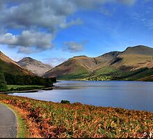 wasdale water by cassie50
