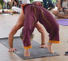 Advanced Yoga Positions ... by Danceintherain