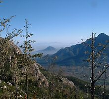 View towards Phalombe from Mulanje by GoffPayne