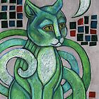 The Cat and the Conundrum by Lynnette Shelley