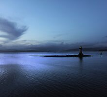 Port Glasgow Lighthouse by MariaBowskill