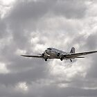 HARS Douglas C-47 Dakota by Barry Culling