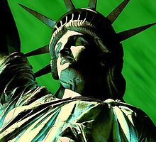 *The Statue of Liberty* by nirvana81