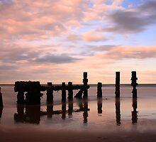 Piles (Dusk) by PaulBradley