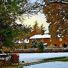 Winter - Styal, Cheshire 1 by John Brotheridge