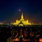 Bun That Luang (Festival of the That Luang Stupa) - Vientiane, Laos by AsiaArchaeology