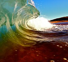 Jelly wave by Alex Marks
