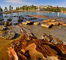 Terrigal Haven by David Geoffrey Gosling (Dave Gosling)