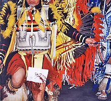 First Nations Pow-Wow, Edmonton, Alberta, Canada by Adrian Paul