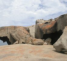 Remarkable Rocks, Kangaroo Island, South Australia, Australia by Deb22