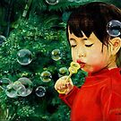 Bubbles by Jo-anne Corteza