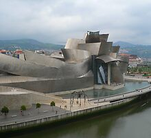 Guggenheim Museum     Bilbao  - Spain by 29Breizh33