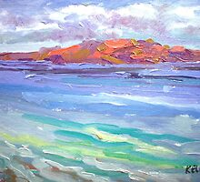 Lahaina, from Maui by Norman Kelley