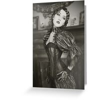 30s Glam Greeting Card