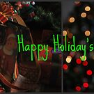 Happy Holiday!  II (Card)  by Jeff Stroud