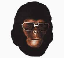 Monkey Elvis by rocketmonkey