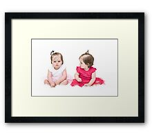 What's wrong Grumpy??? Framed Print