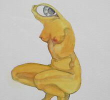 squatting eye by Samantha Norman