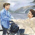 Father & Son by Jo-anne Corteza