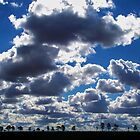 Field of Clouds near Freeling - South Australia by Lucia Baldini
