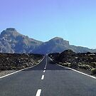 Road to Teide by colourfreestyle