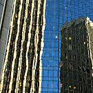 San Francisco Reflections by pat gamwell