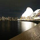 Sydney Opera House by rharvey