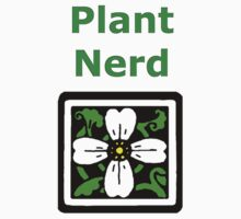 Plant Nerd Shirt by Betty Mackey