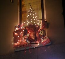 Santa was already there..... by sstarlightss