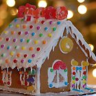 Little Gingerbread House by Denise Couturier