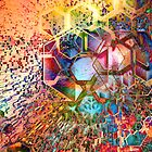 Hectic Hexagons by hthomas