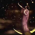 Vintage *Celestial Goddess* by VintageMoon
