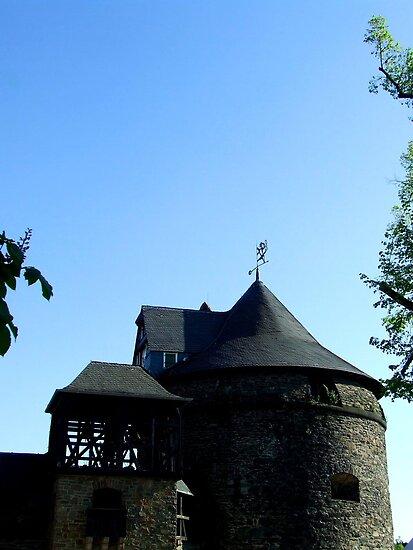 Schloss Burg by TriciaDanby