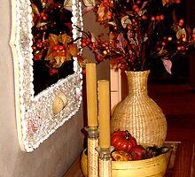 Fall Foyer  by Brenda Dow
