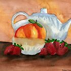 Teapot Still Life by melly385