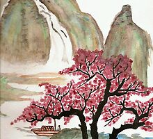 Cherry Blossoms by melly385