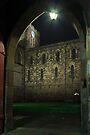 Hexham Abbey by David Lewins