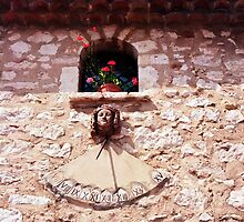 Provence Sun dial by Pascal Inard