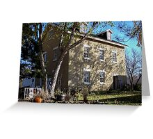 The Grist Mill Est. 1864 Greeting Card