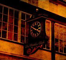 The Pantiles Clock by David's Photoshop
