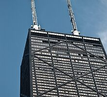 John Hancock Building by marz808
