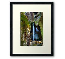 Stawamish Stream Framed Print