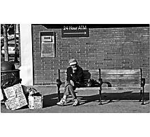 Flagstaff Street Scene Photographic Print