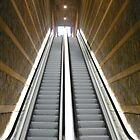 Holy Toledo! an Escalator by GuyAmazed