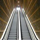 Holy Toledo! an Escalator by GuyAmazed
