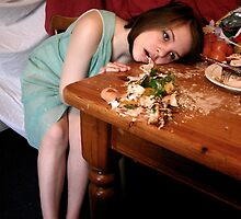 gluttony by quackakeri