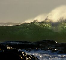Waves01Margaret River Western Australia by Reza2111